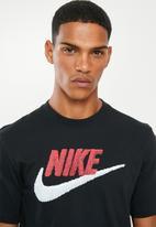 Nike - Nsw brand mark tee - black