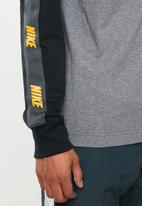 Nike - Nsw hybrid long sleeve tee - multi