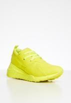 Steve Madden - Cliff sneaker - neon yellow