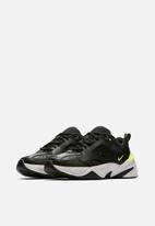 Nike - M2K Tekno - black / black-phantom-volt