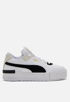 PUMA - Cali Sport Heritage  - puma white / puma black