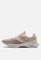 Under Armour - Ua w charged breathe tr 2 - french grey / dash pink / hushed pink