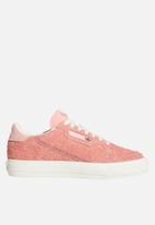 adidas Originals - Continental vulc w - glory pink / grey six/off white