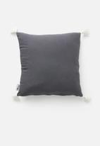 Sixth Floor - Segment cushion cover - grey