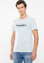Wrangler - Juicy short sleeve tee - blue