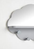 H&S - Cloud coat rack - grey