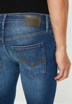 GUESS - Leo super skinny jeans - blue
