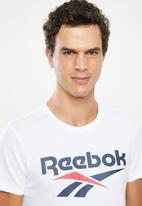 Reebok Classic - Cl vector tee - white