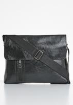 Superbalist - Freddy messenger bag - black