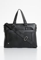 Superbalist - Theo satchel - black