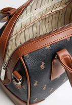 POLO - Classic barrel - black & brown