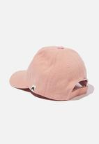 Cotton On - Kids baseball cap - clay pigeon