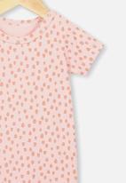 Cotton On - The short sleeve romper - zephyr