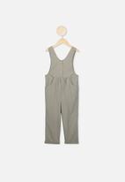 Cotton On - Tessa jumpsuit - silver sage