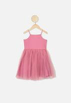 Cotton On - Ines dress up dress - very berry