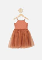 Cotton On - Ines dress up dress - chutney
