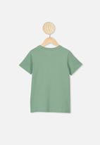 Cotton On - Max short sleeve tee - green