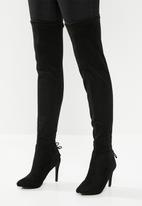 Miss Black - Belle 4 boot - black
