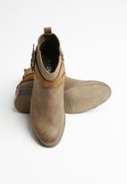 Miss Black - Abir 2 boot - tan
