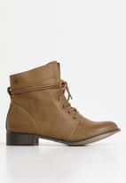 Miss Black - Bonbon boot - tan