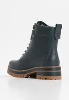 Miss Black - Fox 2 boot - navy