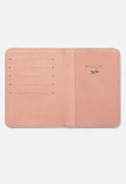 Typo - Rfid passport holder - pink