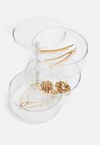 Eleganza - Stacked jewellery organiser
