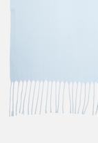 edit - Infinity scarf - blue