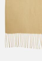 edit - Infinity scarf - beige