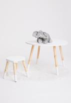 H&S - Play table - white