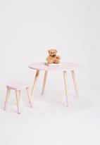 H&S - Playful table - pink