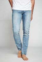 Cotton On - Slim fit jean  - worn indigo