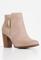 Miss Black - Ahlam boot - pink