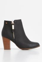 Miss Black - Ahlam boot - black