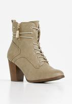 Miss Black - Ahlam 2 boot - beige