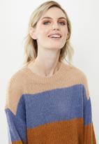 Vero Moda - Winnie block blouse - multi