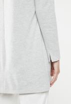 Vero Moda - June long blazer - grey