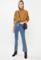 Vero Moda - Himalia batwing blouse - tan
