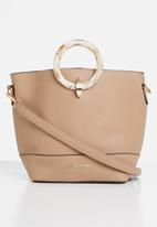 Pierre Cardin - Leah bucket bag - beige