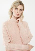 Vero Moda - Himalia batwing blouse - pink