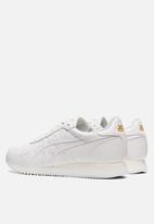 ASICS - Tiger runner - white/white