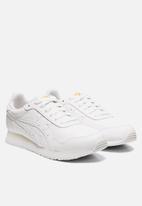 Asics Tiger - Tiger runner - white/white