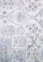 Fotakis - Savanah emblem printed rug - multi
