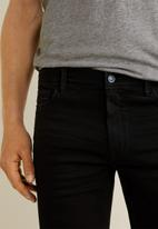 MANGO - Jude jeans - black