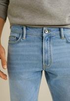 MANGO - Jan jeans - blue