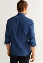 MANGO - Master shirt - navy