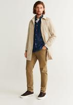 MANGO - Pardo coat - camel