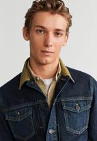 MANGO - Raimon jacket - navy
