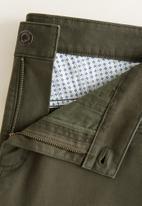 MANGO - Pisa trouser - green