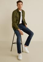 MANGO - Jan jacket - navy